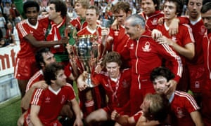 The Nottingham Forest side 1979 European Cup final