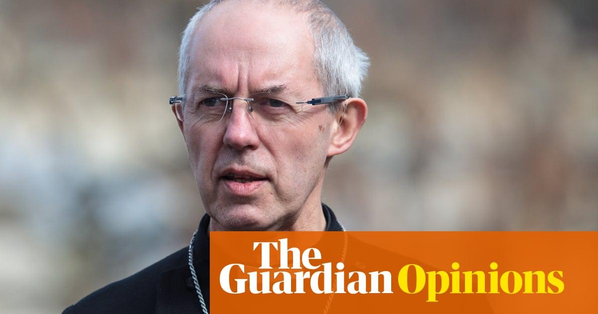 God aside, for whom does Justin Welby speak? | Simon Jenkins