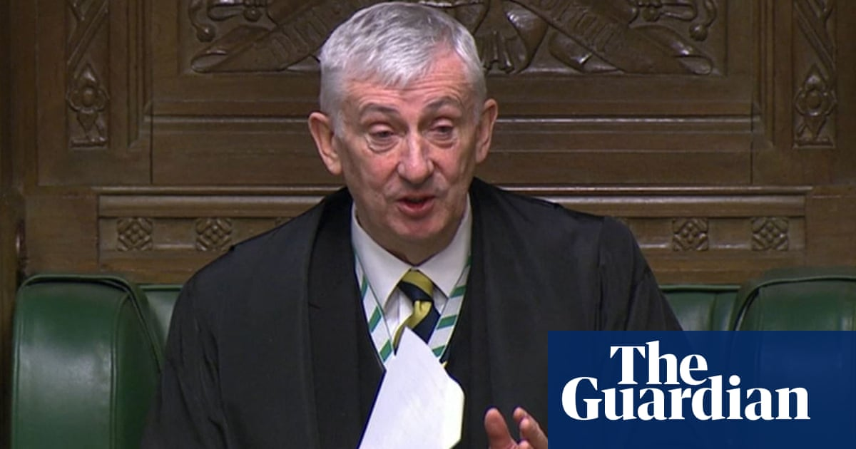 Speaker rejects Tory rebels' foreign aid amendment