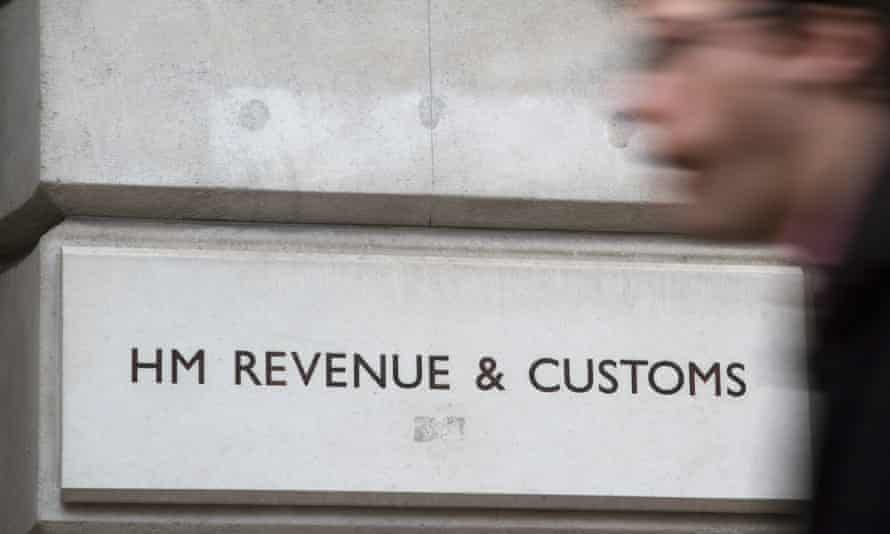 HM Revenue and Customs building in London