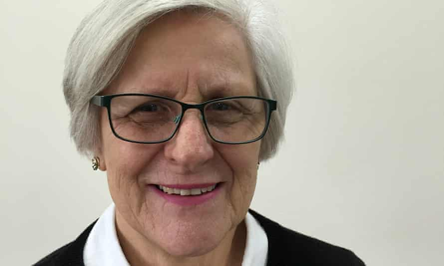 Sue Cutler, 73, has been working for an animal medicine trade association since 2001.