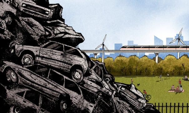 Carmageddon: it's killing urban life. We must reclaim our cities before it's too late