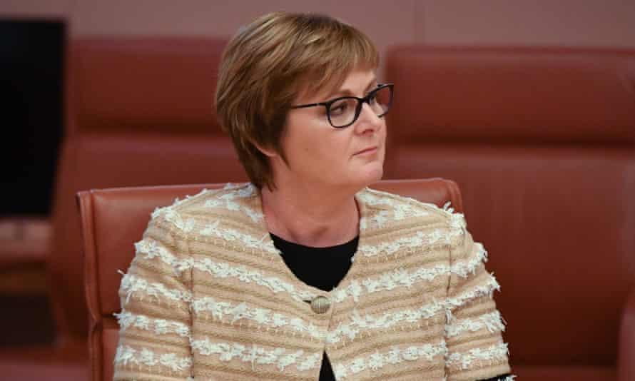 Minister for National Disability Insurance Scheme Linda Reynolds
