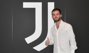 Miralem Pjanic and his Juventus teammates have their eyes on Champions League glory this season.