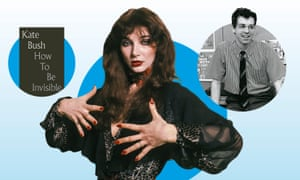 Page fright... Kate Bush and Neil Tennant.