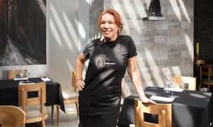 'Food is about memory, history, what's ahead': Leonor Espinosa.
