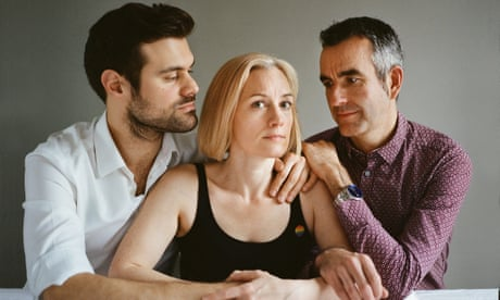 'Discovering my true sexual self': why I embraced polyamory
