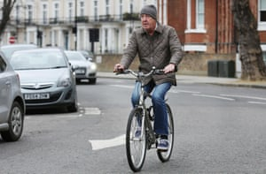 Top Gear presenter Jeremy Clarkson has been told to get on his bike by the BBC after a 'fracas' with a producer