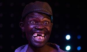Zimbabwe's  'Mr Ugly', Mison Sere