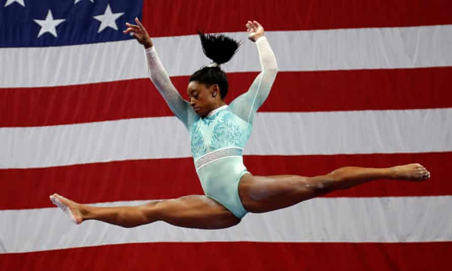 Simone Biles was just one of many of America's elite gymnasts affected by the Nassar scandal