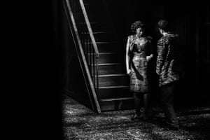 Beverley Knight & Matt Cardle - on stage during 'Memphis: The Musical' at Shaftesbury Theatre