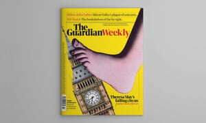 Guardian Weekly cover 5 April 2019