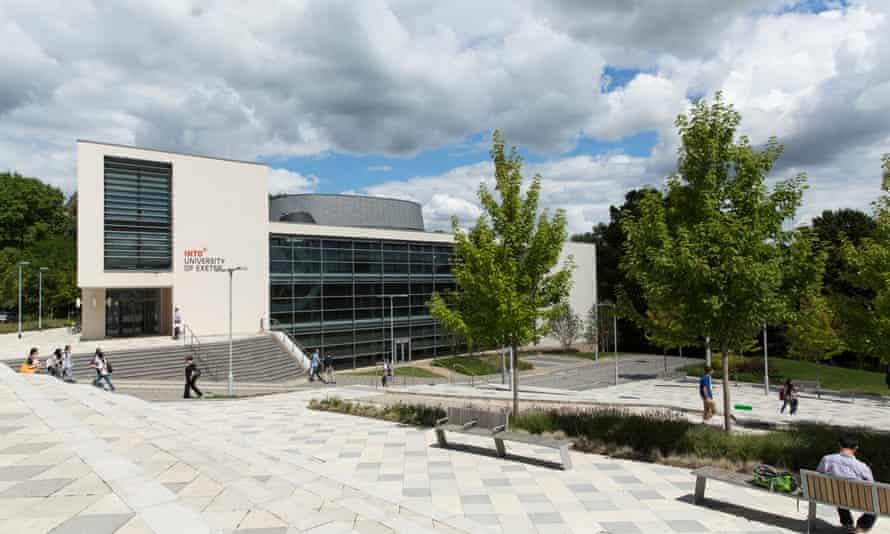 The University of Exeter, Devon
