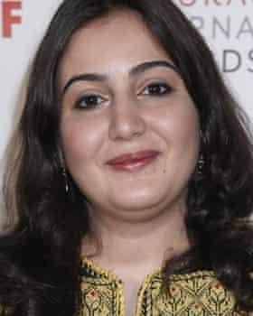 Asmaa al-Ghoul.
