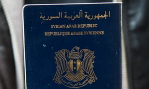 How easy is it to buy a fake Syrian passport? | World news
