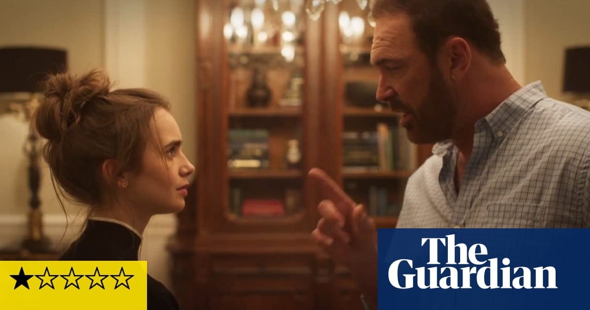 Inheritance review – preposterous and paper-thin New York thriller