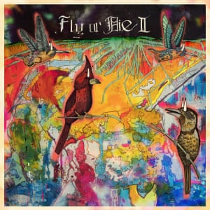 Fly or Die II album artwork
