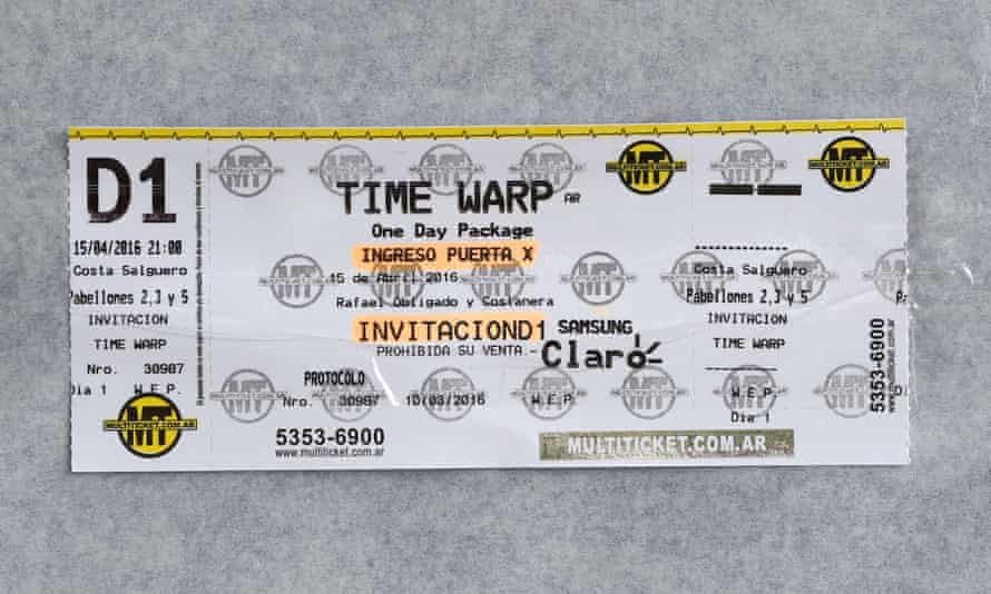 The Time Warp festival in Buenos Aires left five people dead from drug overdoses and more critically ill.