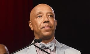 Russell Simmons denied the allegations, saying he had 'never been violent or abusive to any women'.