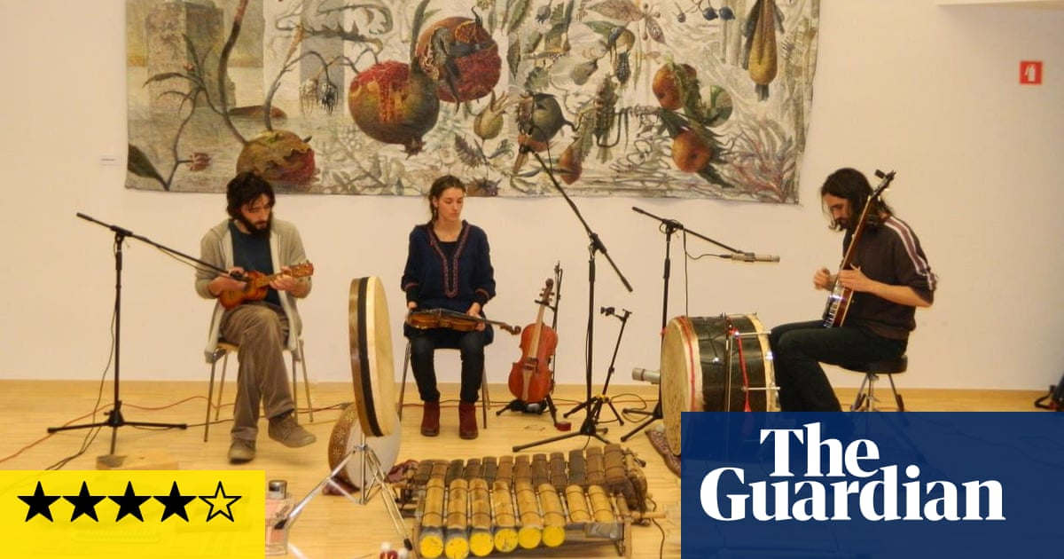 Širom: A Universe That Roasts Blossoms for a Horse review | John Lewiss contemporary album of the month