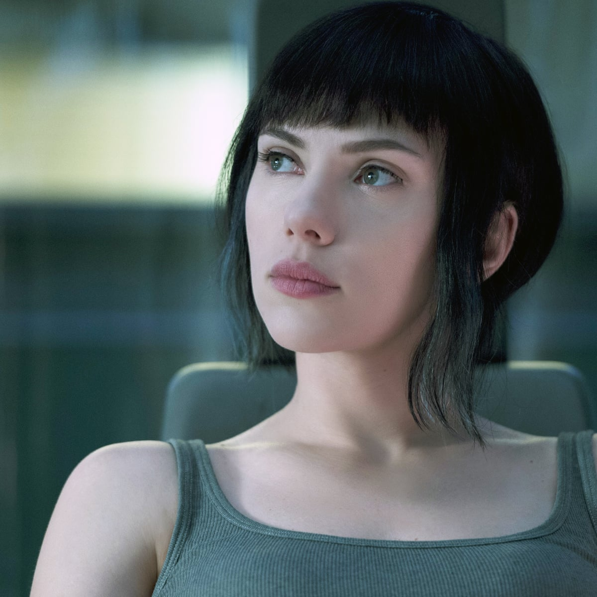 Scarlett Johansson Could Ideally Play Any Person But Our World Is Far From Ideal Scarlett Johansson The Guardian