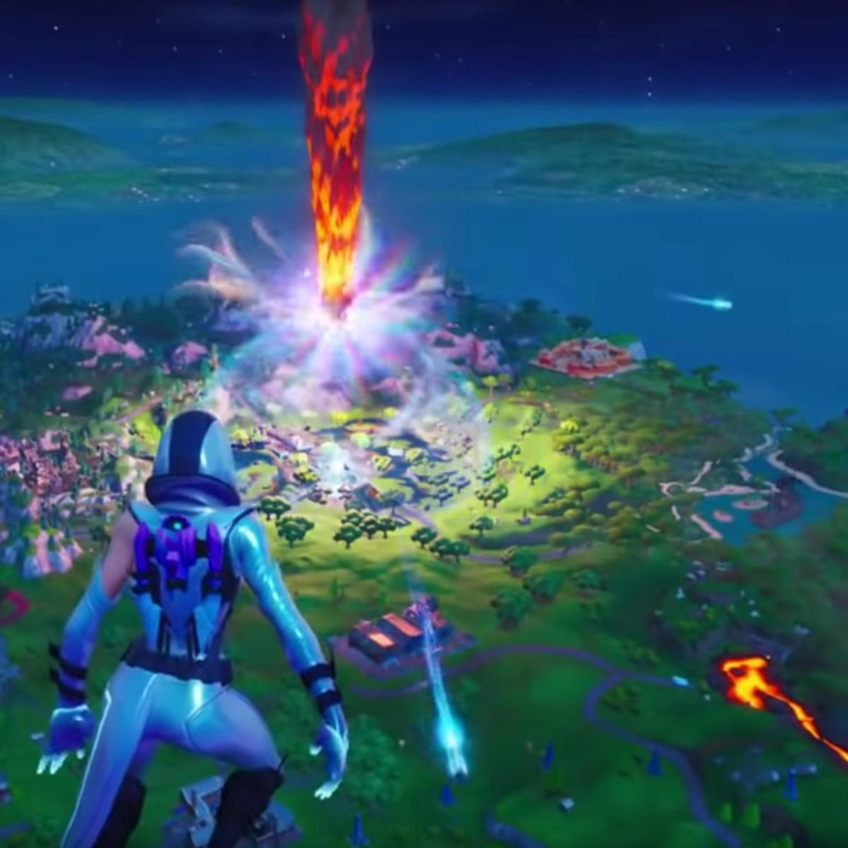 Fortnite Has Reached The End Changing Video Game Storytelling