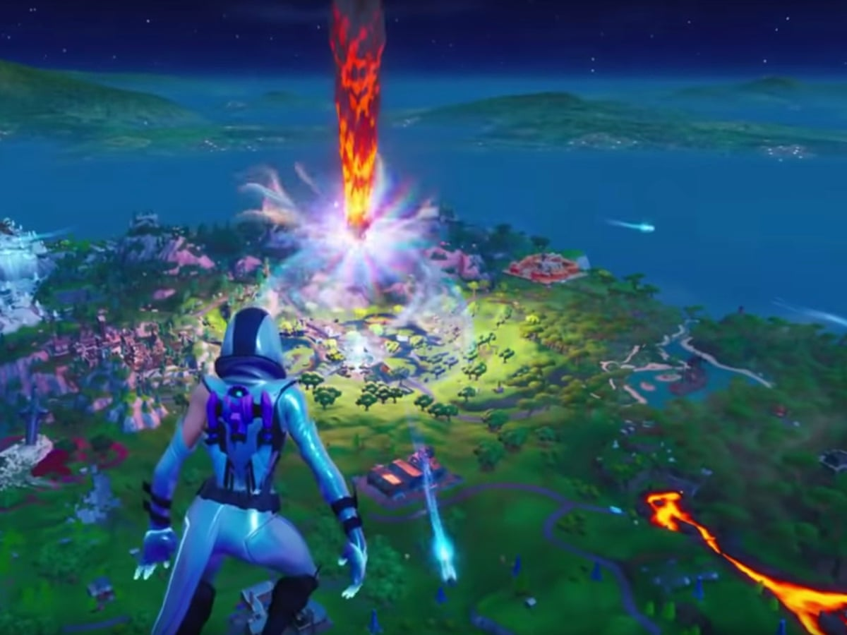 How To Delete A Roblox Game 2017 Fortnite Has Reached The End Changing Video Game Storytelling For Good Fortnite The Guardian