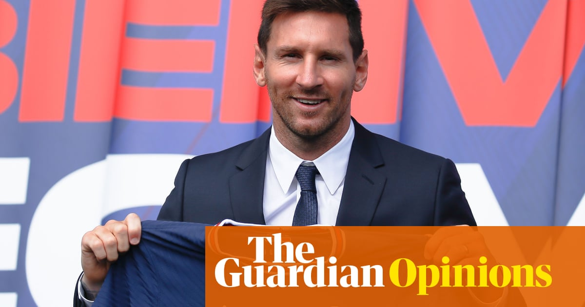 The Guardian view on Barcelona and Messi: decline and fall
