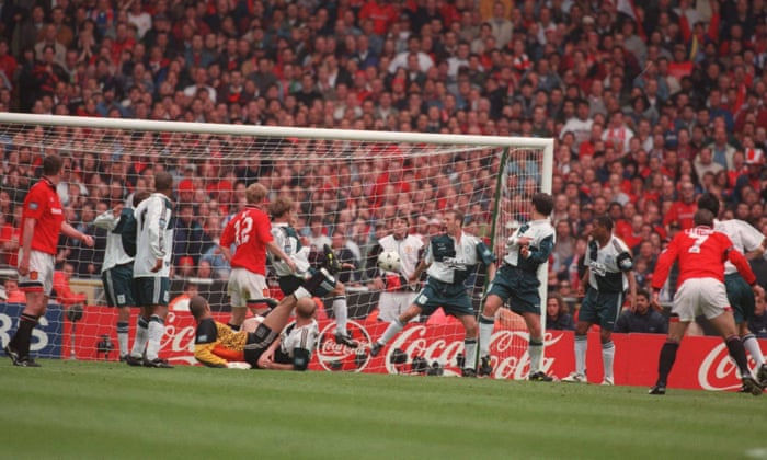 afc1abb8e Manchester United 2-2 Liverpool  the Class of 92