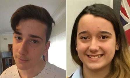 Jack and Jennifer Edwards were killed by their estranged father John in Sydney in July 2018.