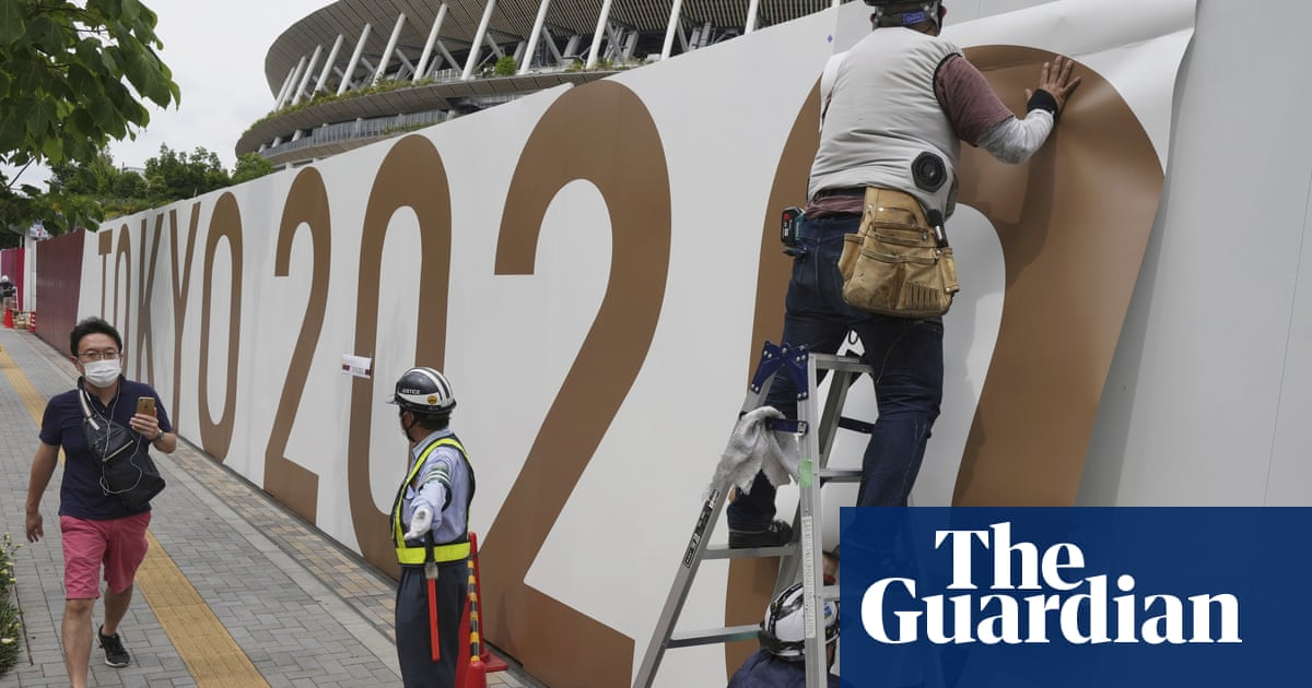 Japan eases Tokyo's Covid restrictions as it prepares for Olympics