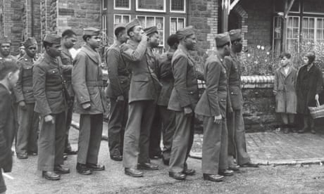 An American Uprising in Second World War England by Kate Werran – review