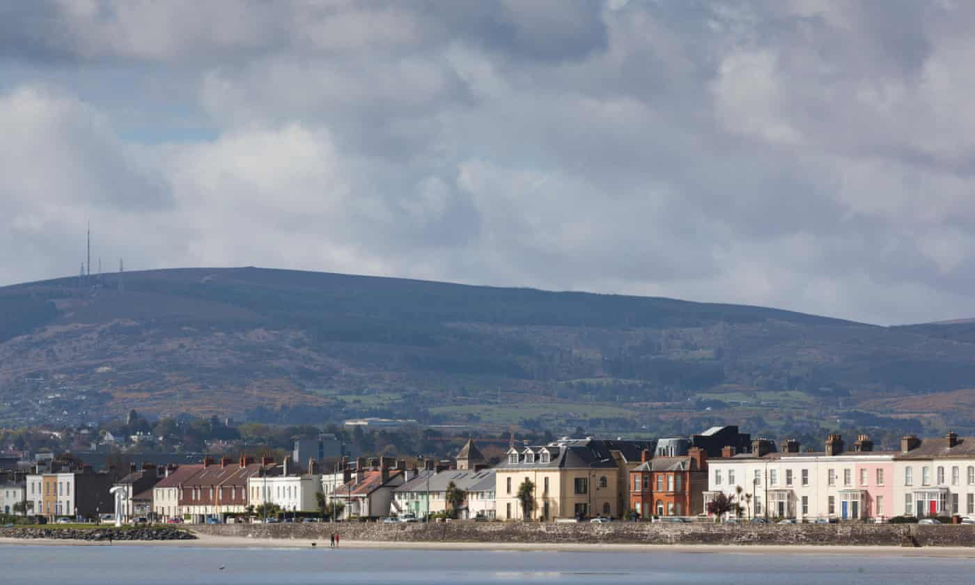 Joseph O'Connor on Dún Laoghaire: 'It was like Skegness with nuns'