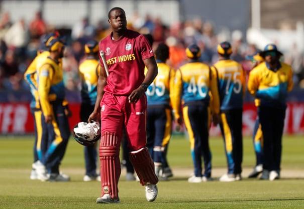 Sri Lanka beat West Indies by 23 runs: Cricket World Cup