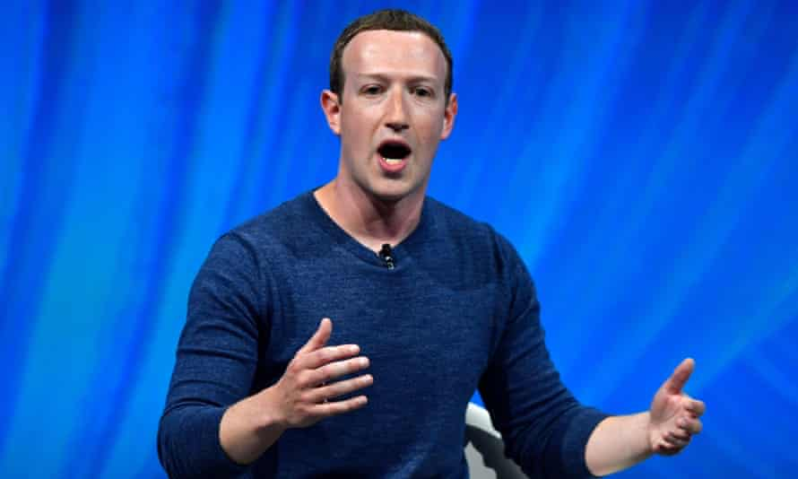 Mark Zuckerberg made the comments as part of a new series of public conversations.