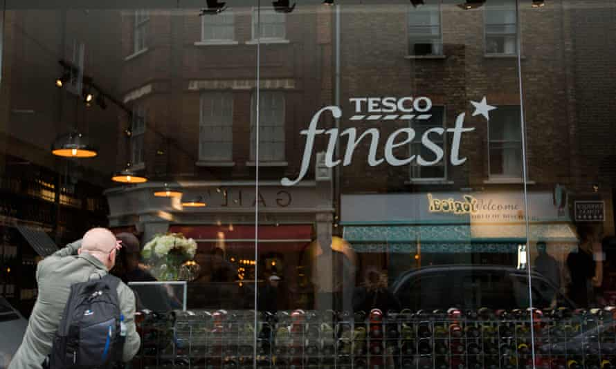 Shelf life: Tesco's Finest represents good hunting ground for bottles in the £7 to £10 range.