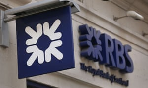 A branch of the Royal Bank of Scotland