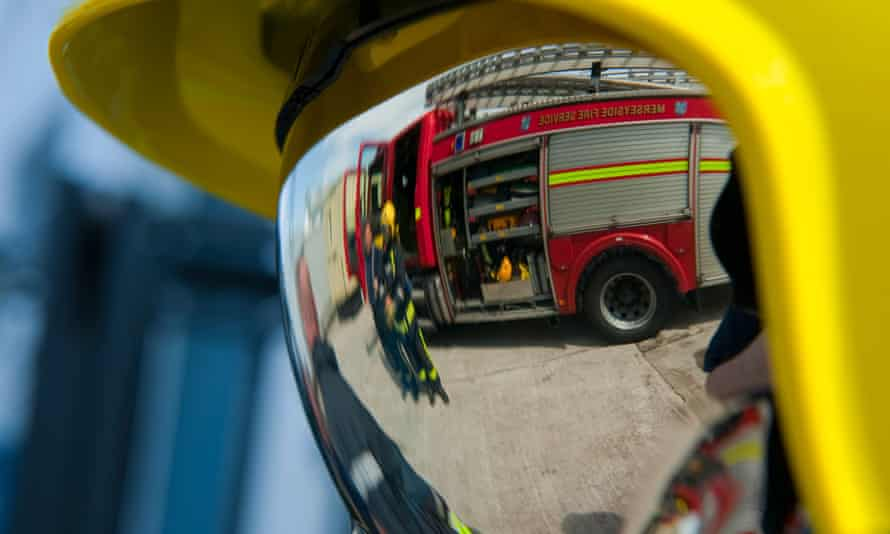 UK firefighters are taking on new roles in the coronavirus crisis. But there are concerns over whether they have enough protection.