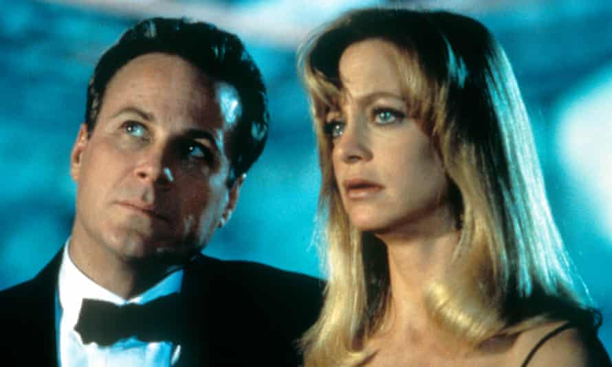 John Heard and Goldie Hawn in the 1991 film Deceived.