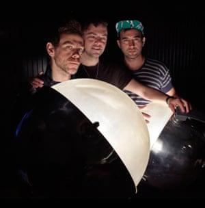 Bryce Dessner, Nico Muhly and Sufjan Stevens.