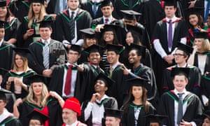 Bring back work visas for overseas graduates, say UK