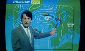 Weather on TV