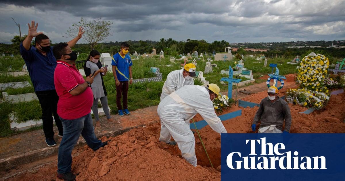 Brazil's 'rapid and violent' Covid variant devastates Latin America