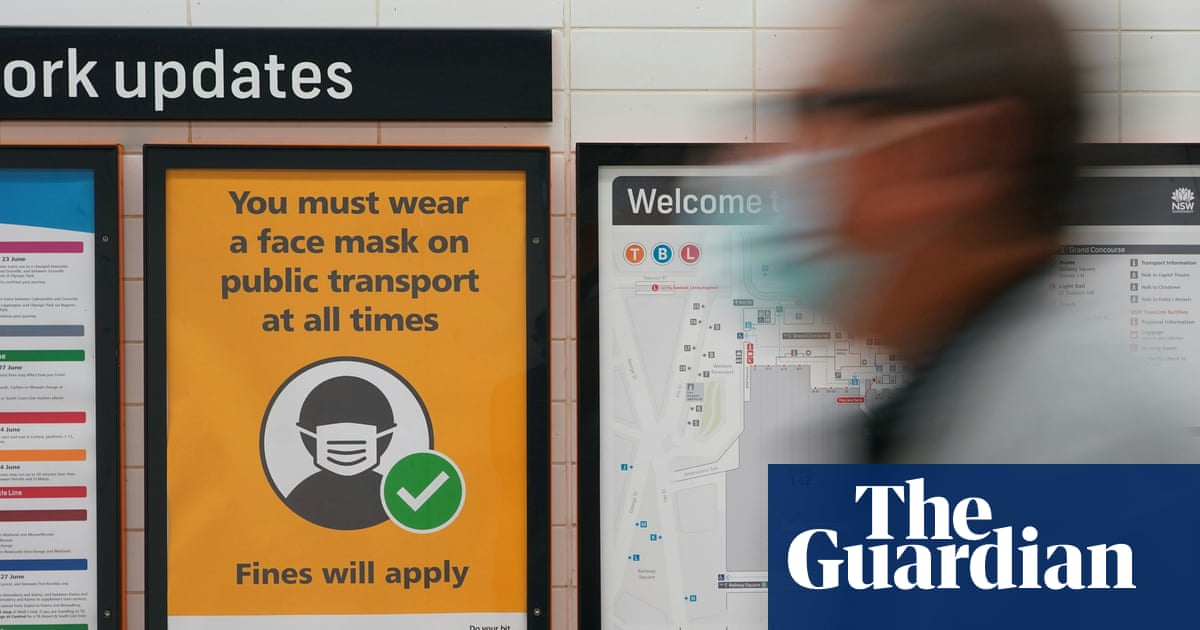 'It's in the air you breathe': what you need to know about Sydney's Delta Covid variant
