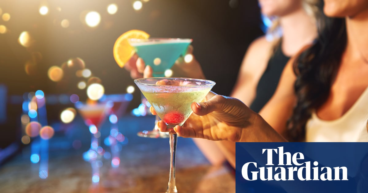 Drink-spiking was a worry for Generation X too