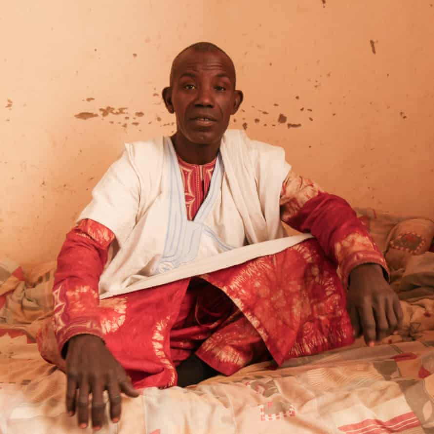 Singer Abdulrahman Cissé