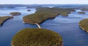 Mount Zion Island