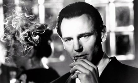 Liam Neeson in Schindler's List.