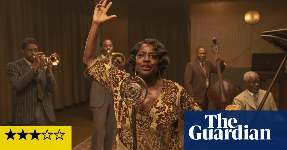 Ma Raineys Black Bottom review – Chadwick Boseman and Viola Davis share the spotlight