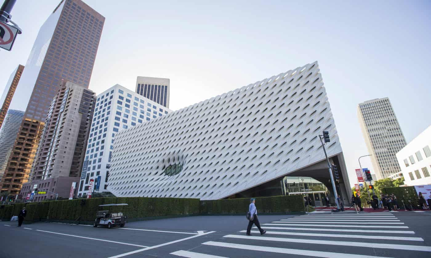 The Broad review – first exhibitions have plenty of big hitters but miss the mark